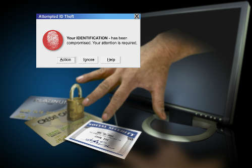 victim of identity theft