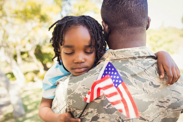 military family - AskTheMoneyCoach.com