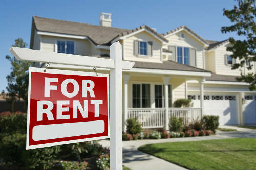 rent home to pay debt