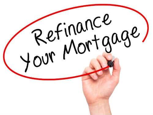 default on mortgage