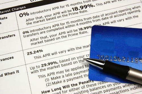 Credit Card Utilization Rate