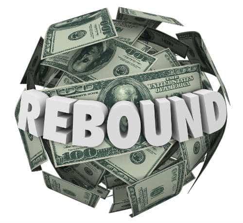 financial rebound