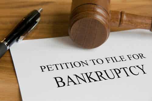 bankruptcy debts AskTheMoneyCoach.com