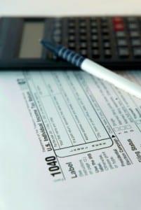 old tax return