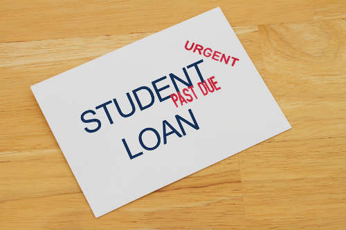 student loan due