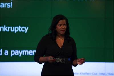 Lynnette Khalfani-Cox, The Money Coach