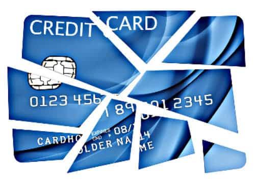 close credit card account