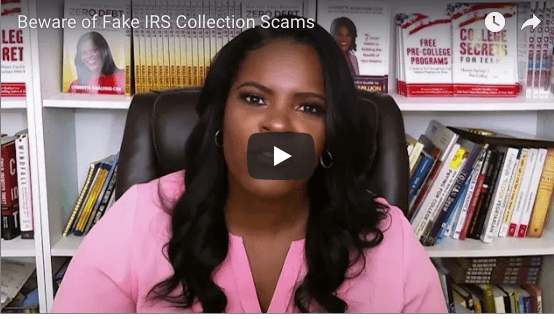 IRS Collection Scam
