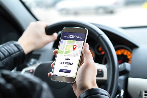 uber and lyft