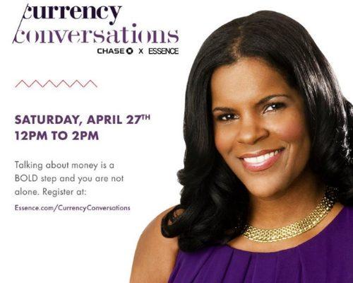 currency conversations Lynnette Khalfani-Cox